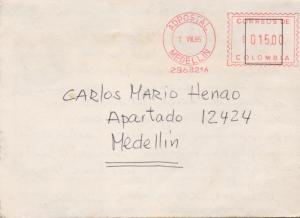 Correspondencia con Carlos Framb