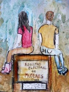¿Cuándo empezará a fluir el reconocimiento de derechos políticos para las mujeres?