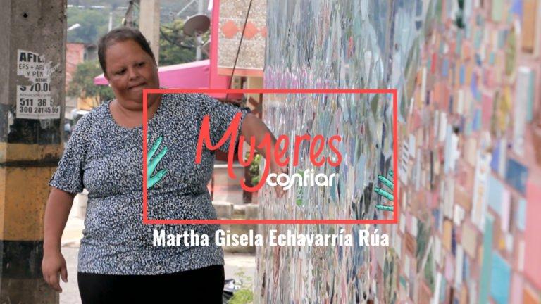 Gisela Echavarría Rúa, el amor por nuestra gente
