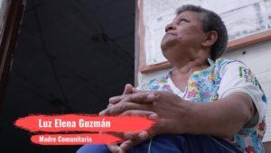 Luz Elena Guzmán, madre y líder comunitaria