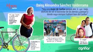 Daisy Alexandra Sánchez Valderrama: «Apostarle al Bienvivir es caminar por los senderos de la coherencia»