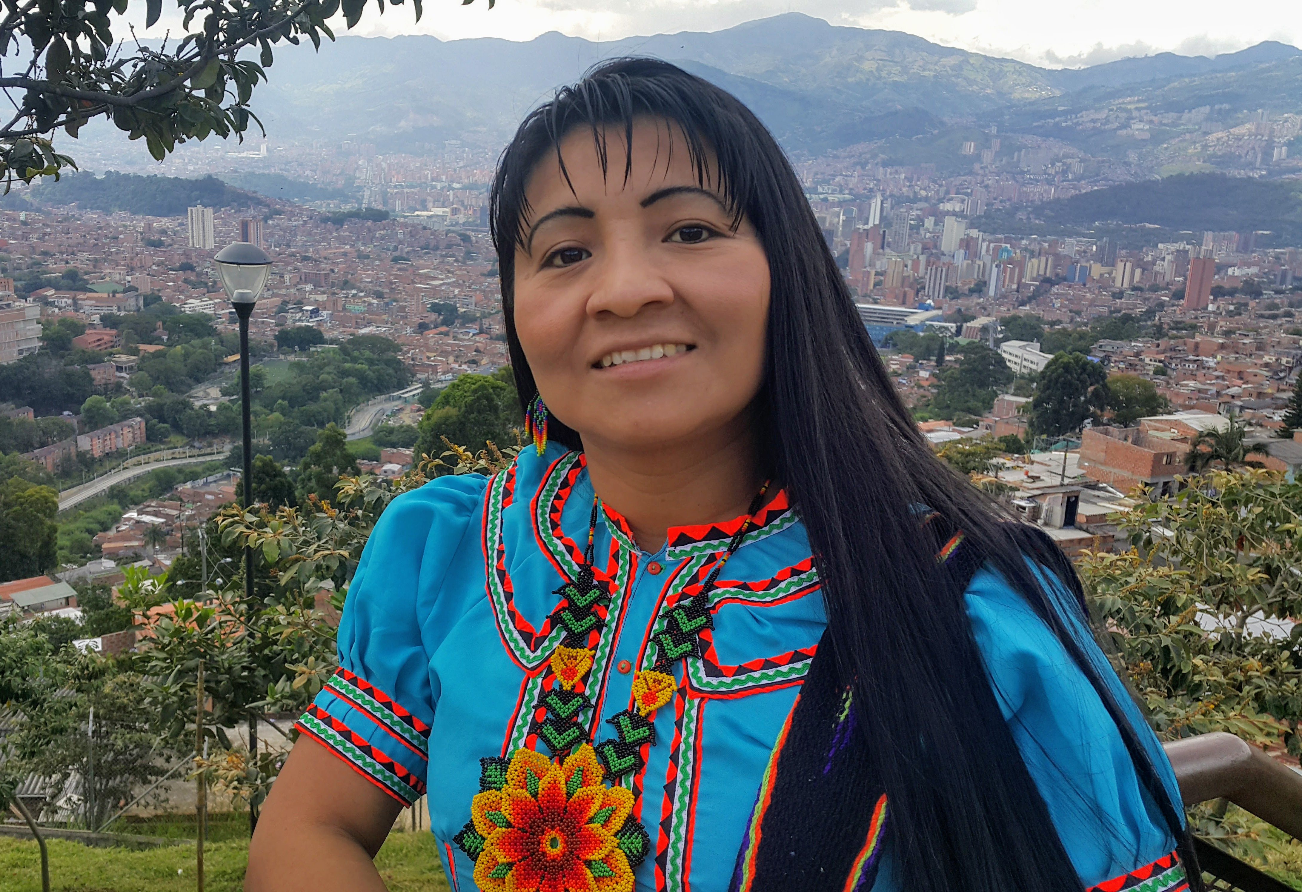 Las Mujeres Indígenas Tejemos Caminos De Identidad En