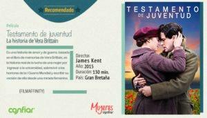Testamento de Juventud: la historia de Vera Brittain durante la Primera Guerra Mundial